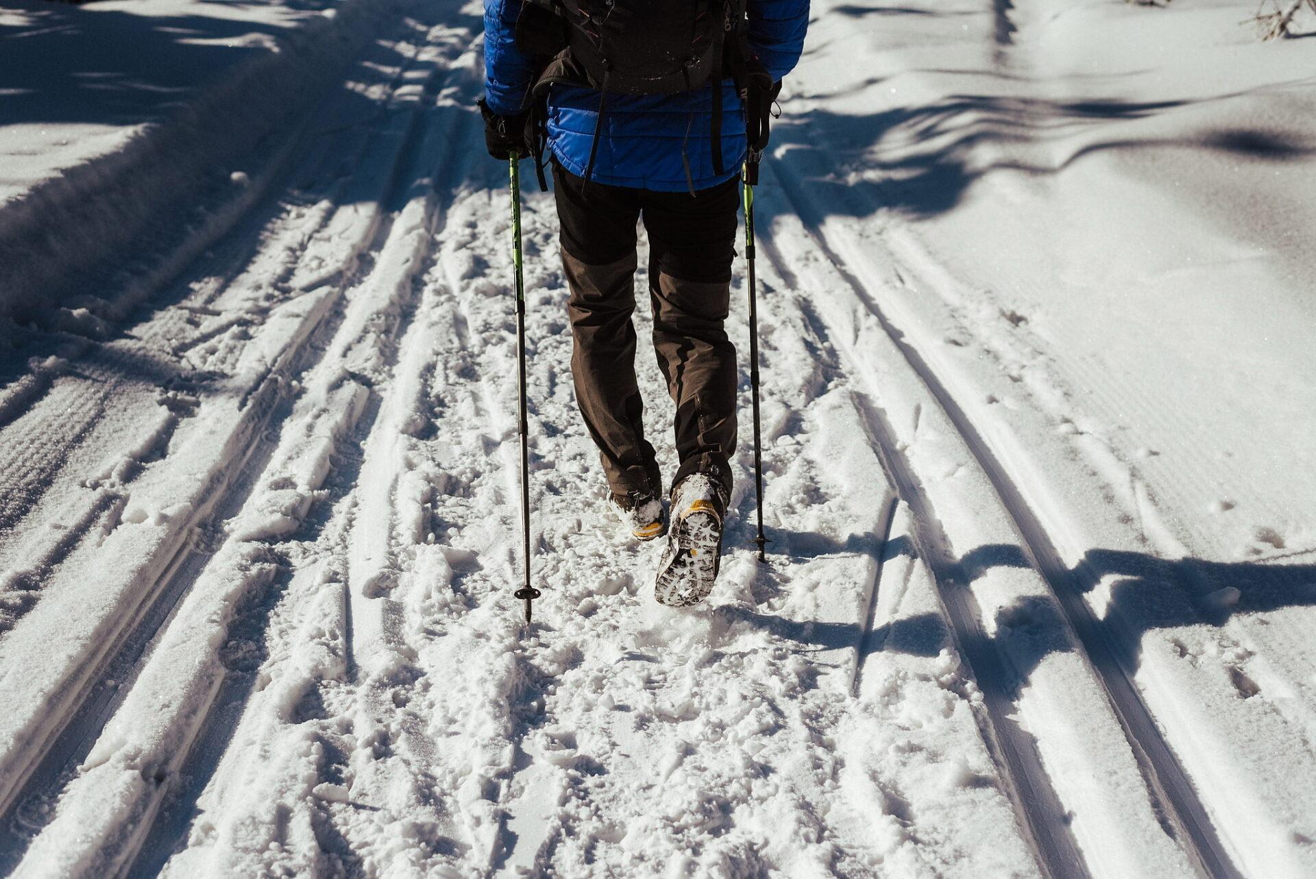 Zimowa sesja narzeczeńska w górach 19