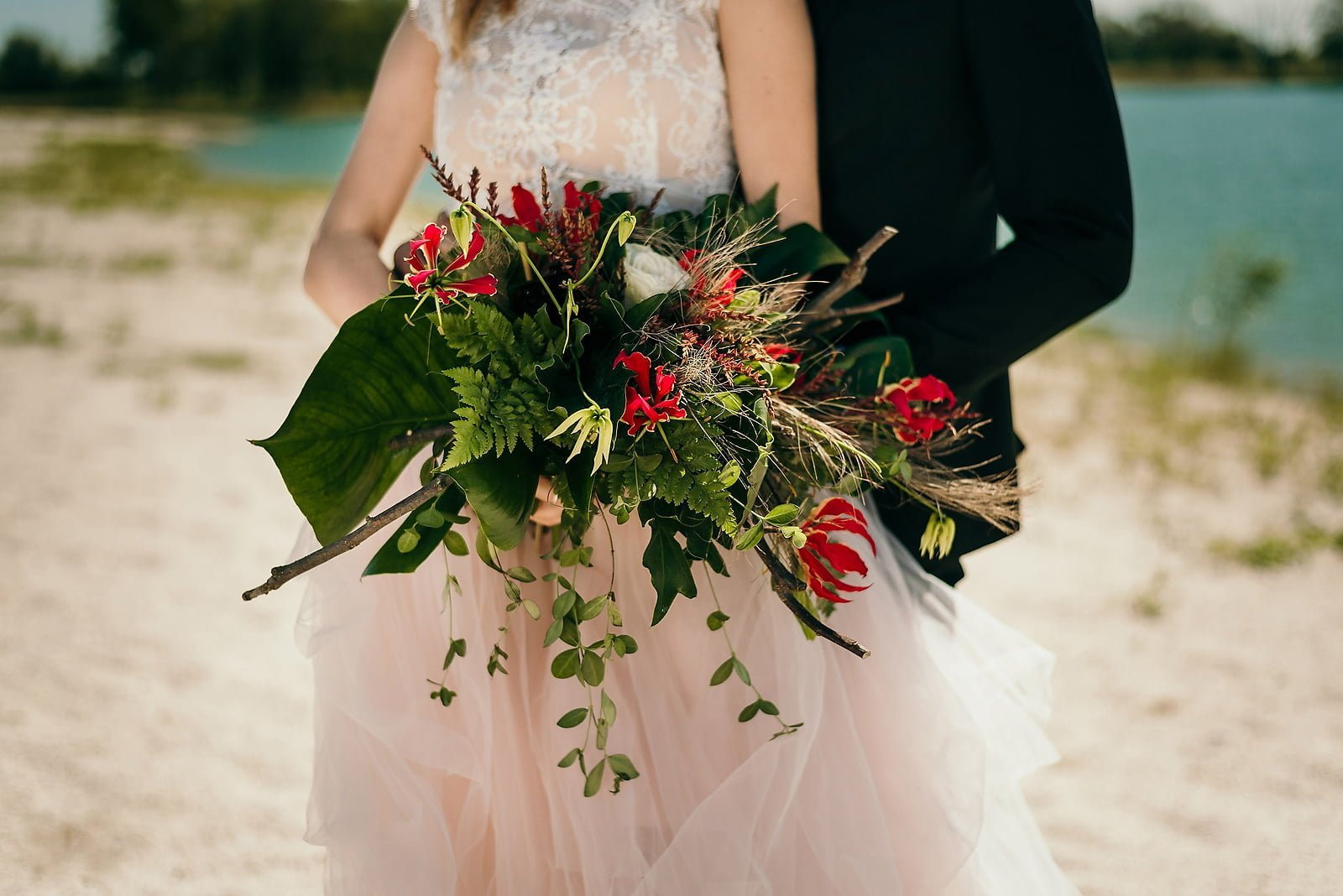 Stylizowana sesja ślubna w klimacie południowej Hiszpanii 3