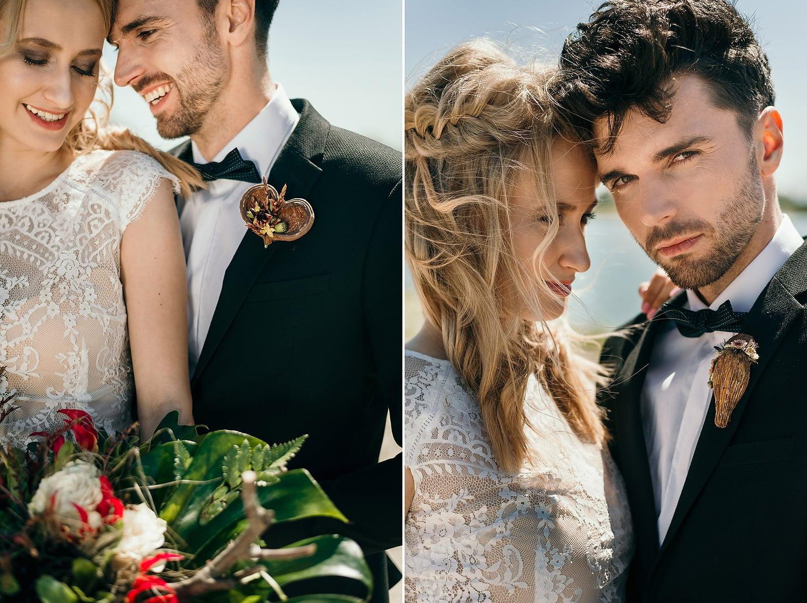 Stylizowana sesja ślubna w klimacie południowej Hiszpanii 4