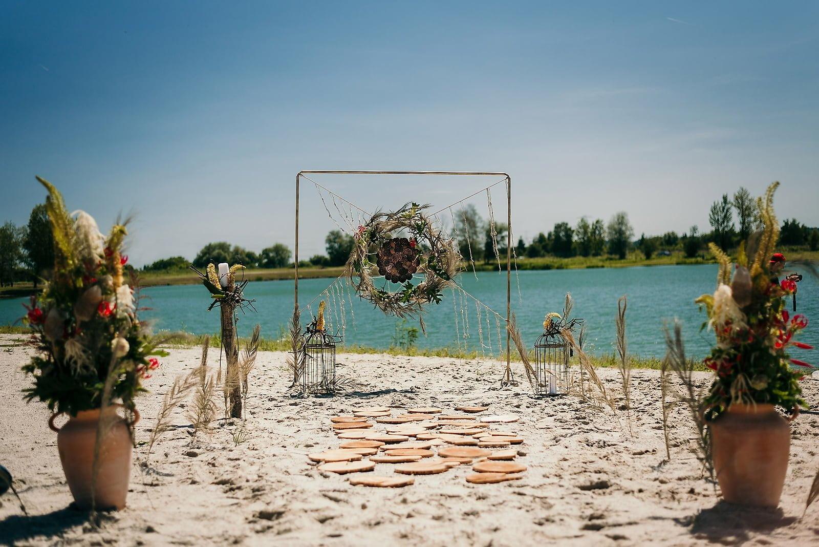 Stylizowana sesja ślubna w klimacie południowej Hiszpanii 12