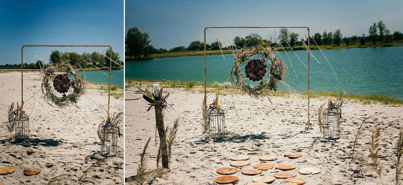 Stylizowana sesja ślubna w klimacie południowej Hiszpanii 13