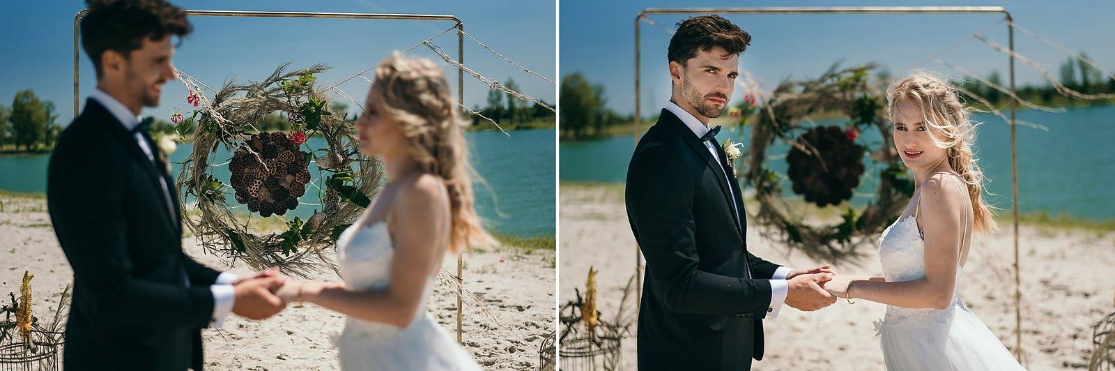 Stylizowana sesja ślubna w klimacie południowej Hiszpanii 16
