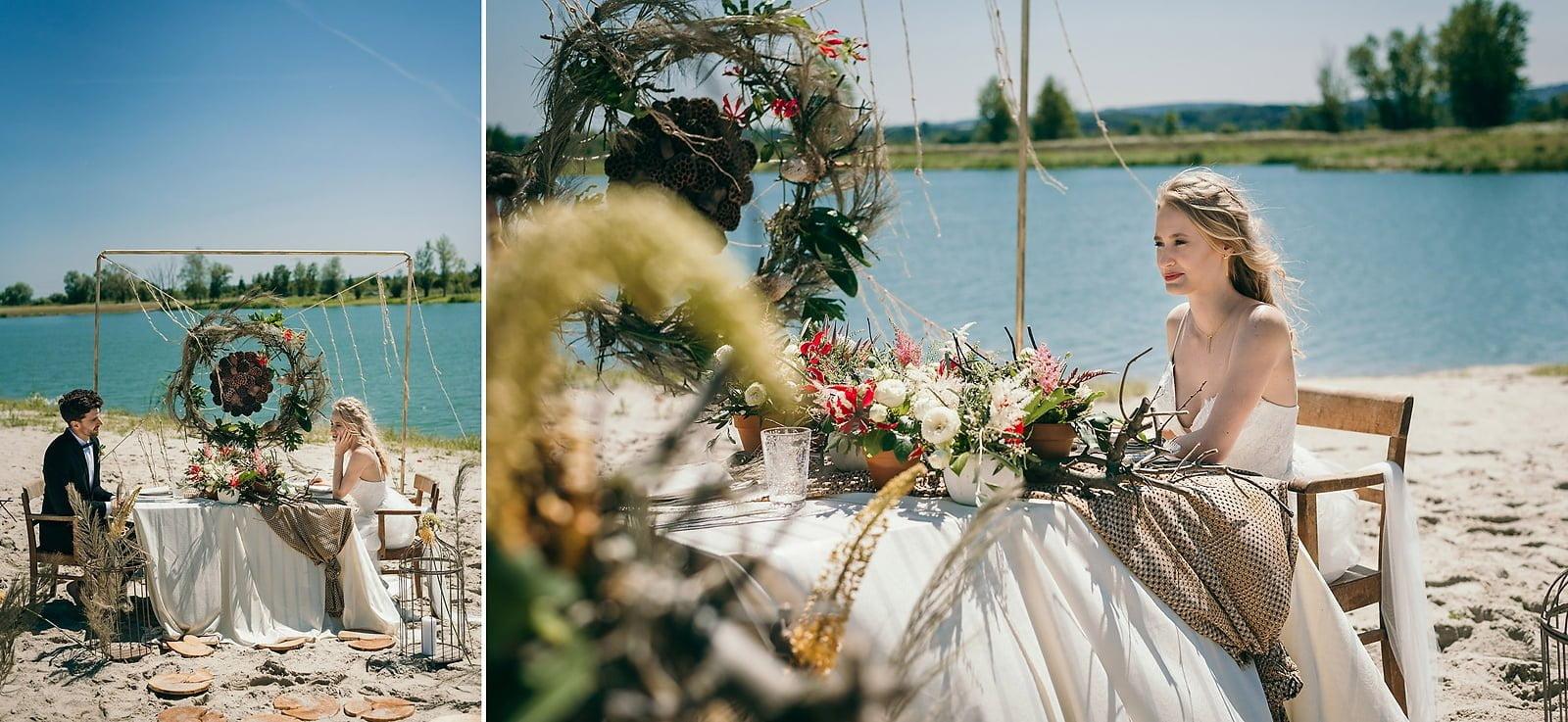 Stylizowana sesja ślubna w klimacie południowej Hiszpanii 20