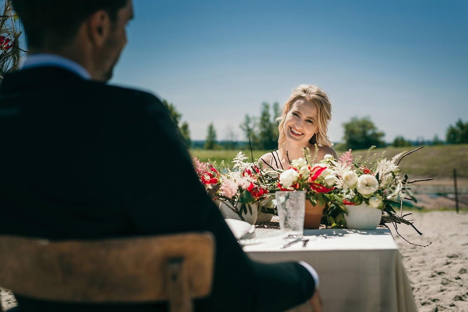 Stylizowana sesja ślubna w klimacie południowej Hiszpanii 21