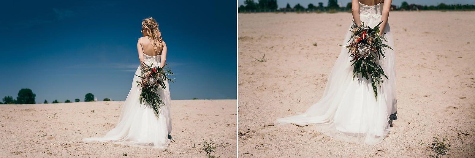 Stylizowana sesja ślubna w klimacie południowej Hiszpanii 25