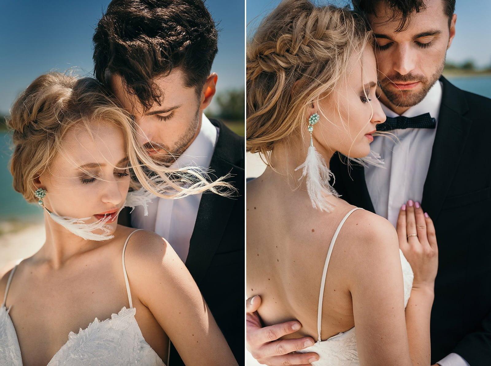 Stylizowana sesja ślubna w klimacie południowej Hiszpanii 28