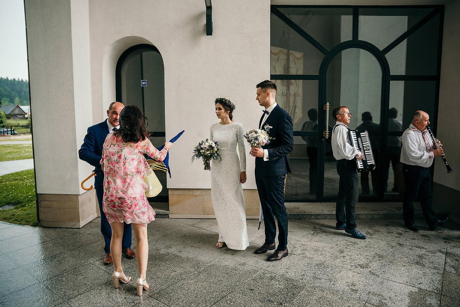 Gosia i Szymon. Fotografia ślubna Nowy Sącz 27
