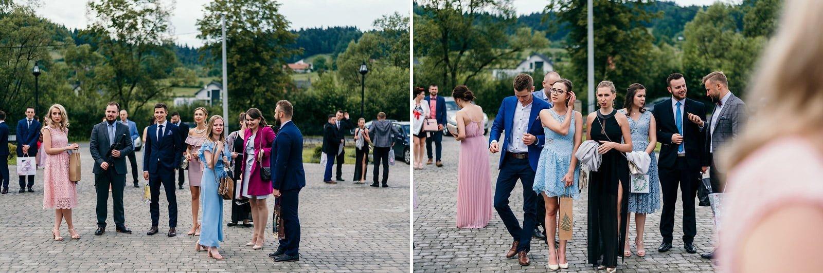 Gosia i Szymon. Fotografia ślubna Nowy Sącz 52