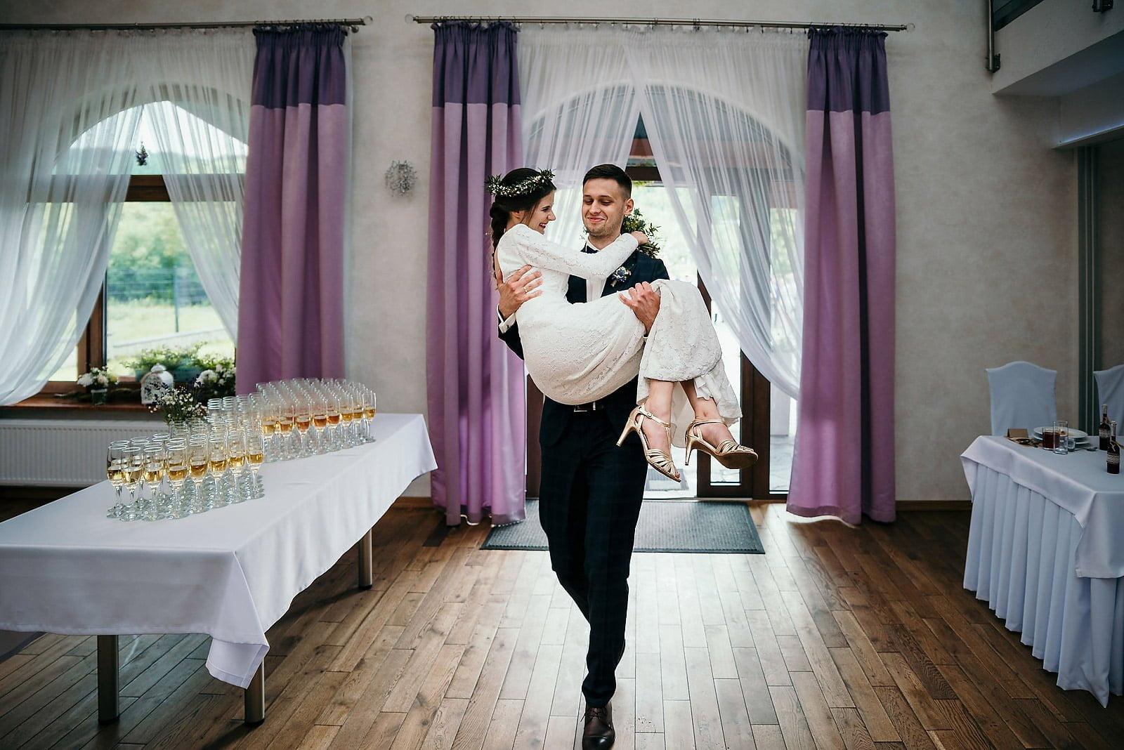 Gosia i Szymon. Fotografia ślubna Nowy Sącz 56