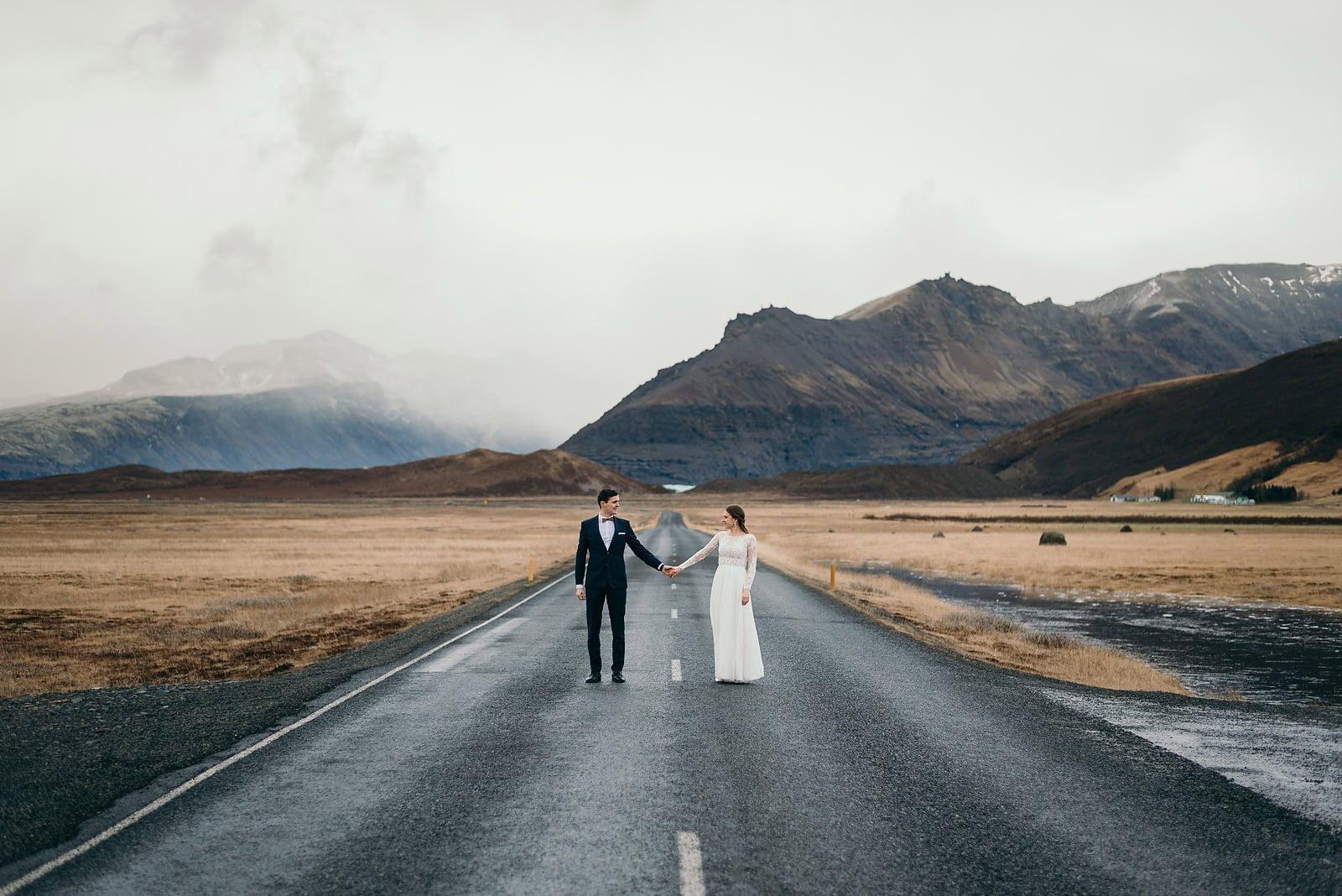 Sesja plenerowa na Islandii 2