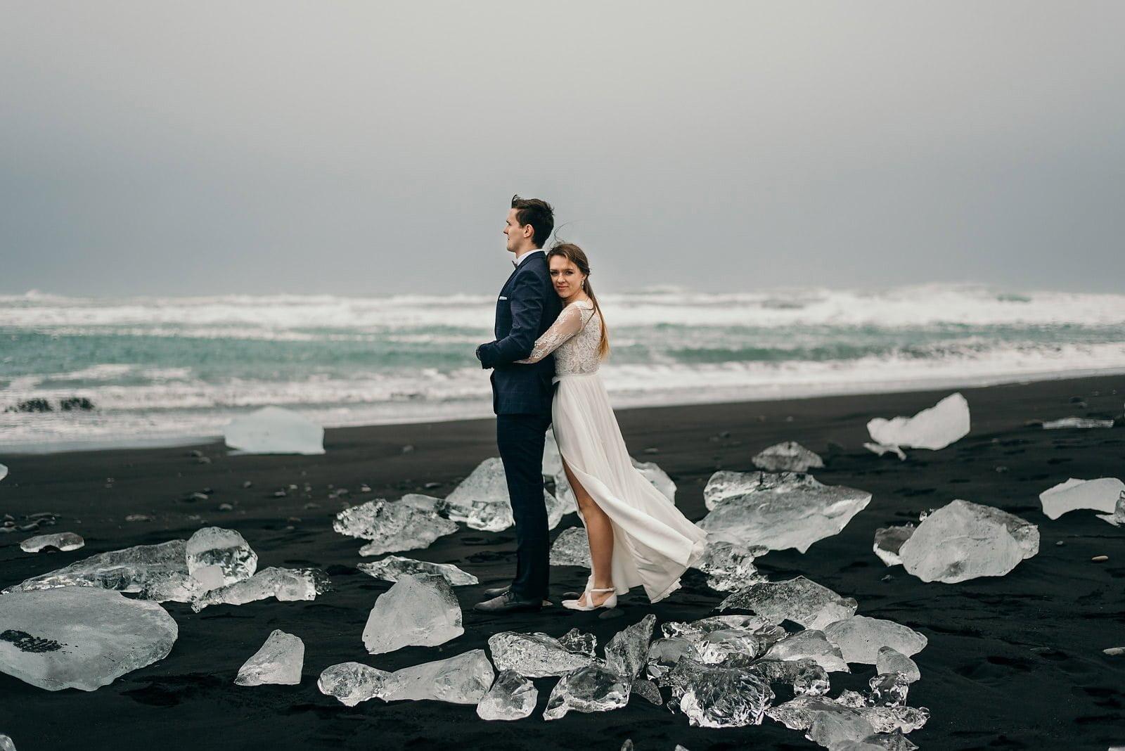 Sesja plenerowa na Islandii 13