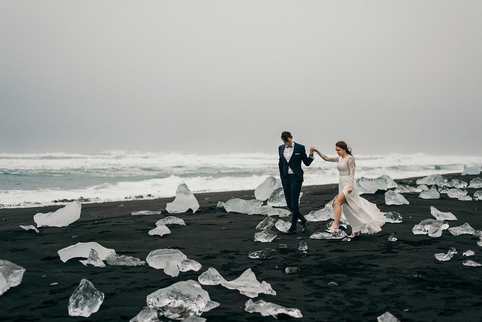Sesja plenerowa na Islandii 15