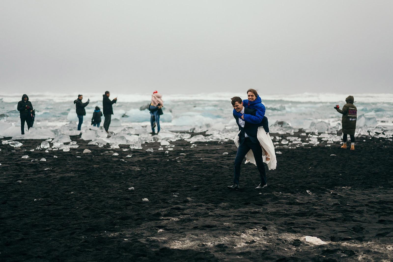 Sesja plenerowa na Islandii 17