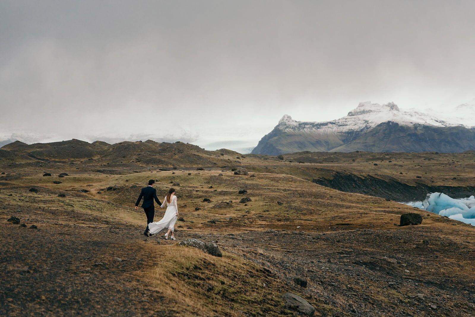 Sesja plenerowa na Islandii 21