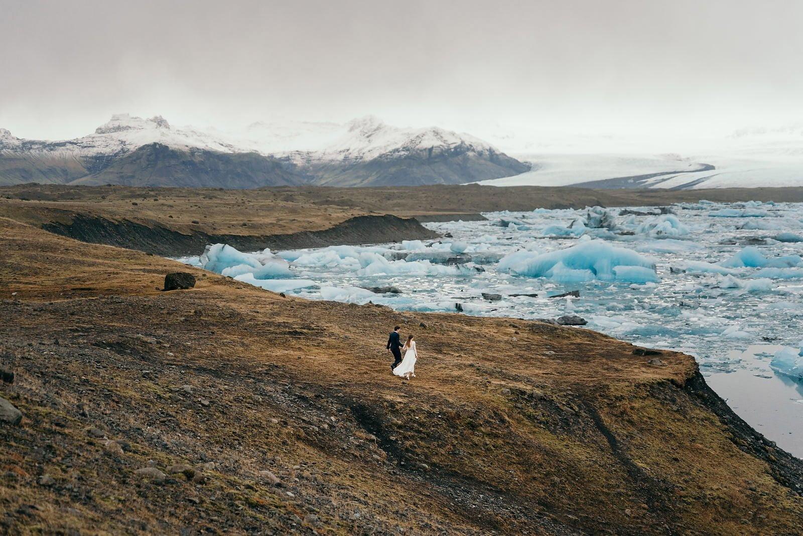 Sesja plenerowa na Islandii 22