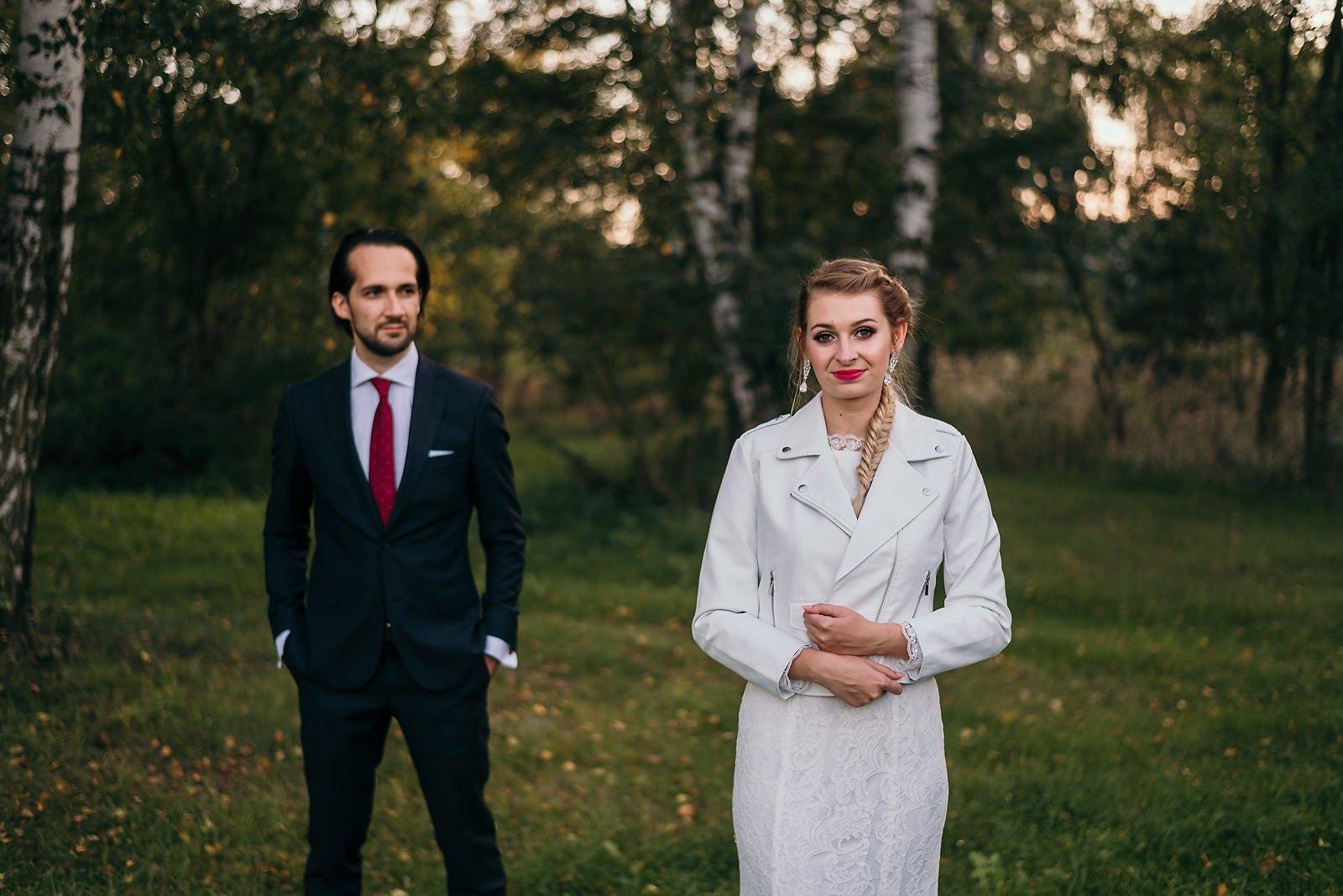 Kasia i Waldek - sesja w szklarni 28