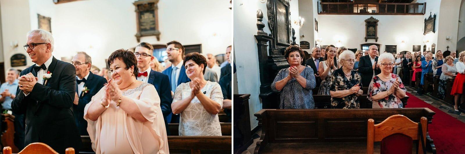 Agnieszka i Karol - Dwór w Tomaszowicach 48