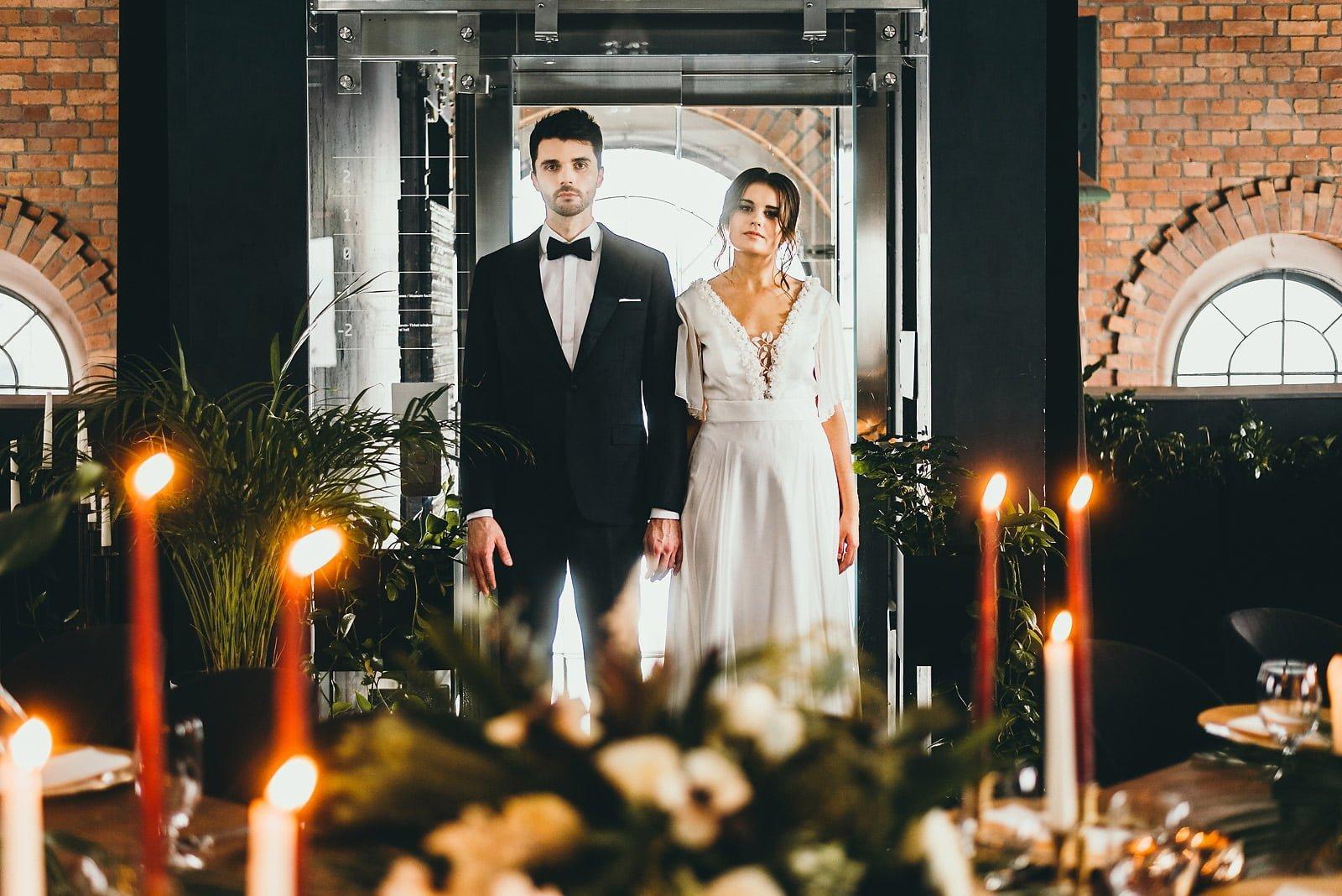 Sesja ślubna w stylu Modern Glam 16