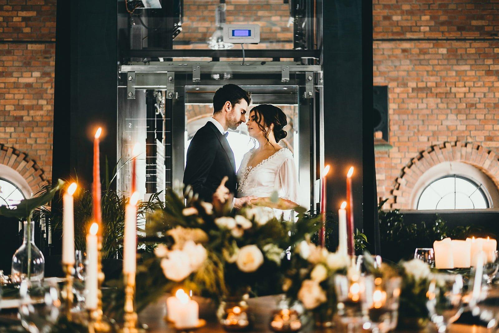 Sesja ślubna w stylu Modern Glam