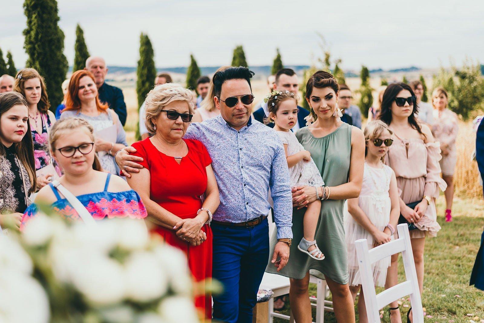 Justyna i Szymon - plenerowy ślub w stylu boho 46