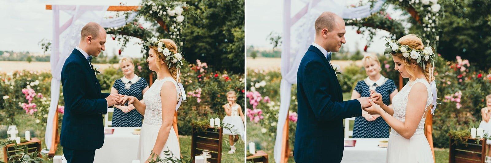 Justyna i Szymon - plenerowy ślub w stylu boho 48