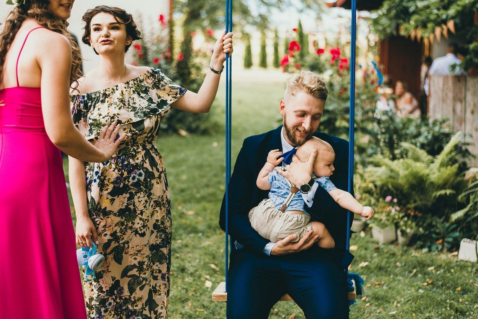 Justyna i Szymon - plenerowy ślub w stylu boho 74