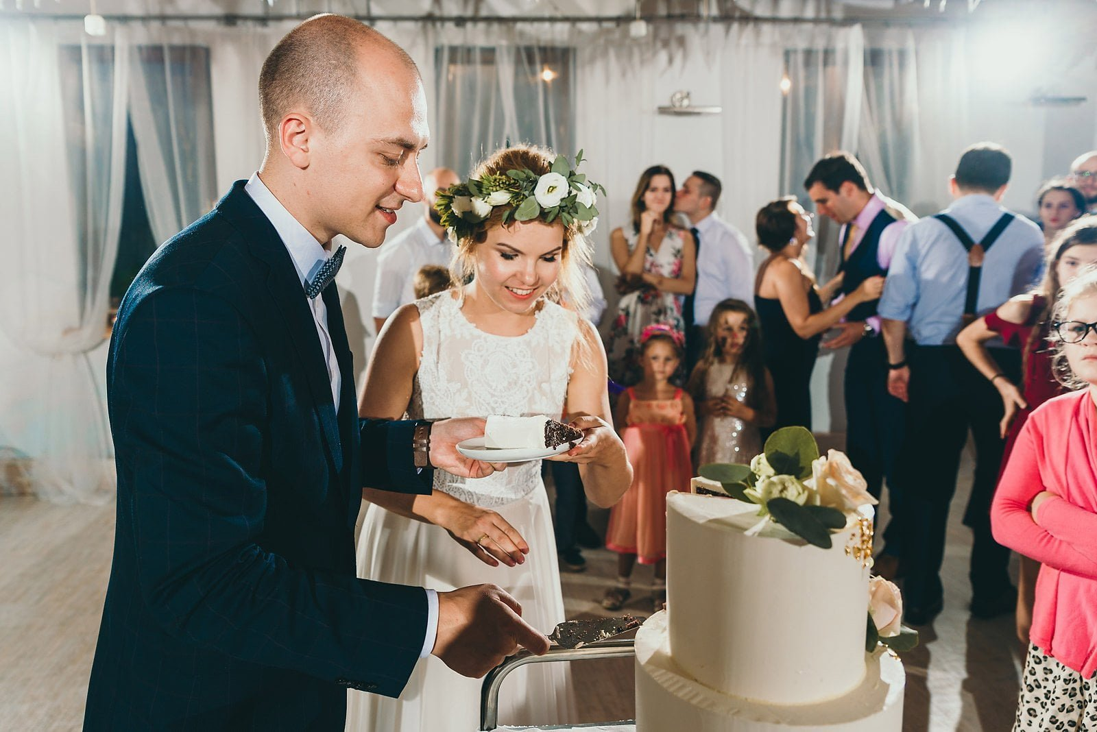 Justyna i Szymon - plenerowy ślub w stylu boho 115