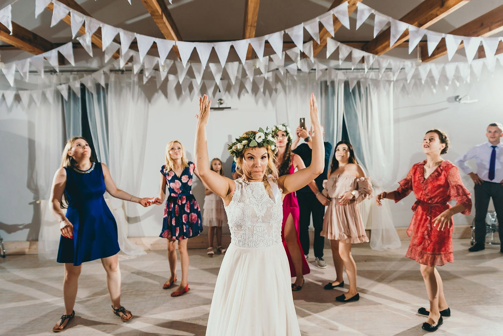 Justyna i Szymon - plenerowy ślub w stylu boho 118