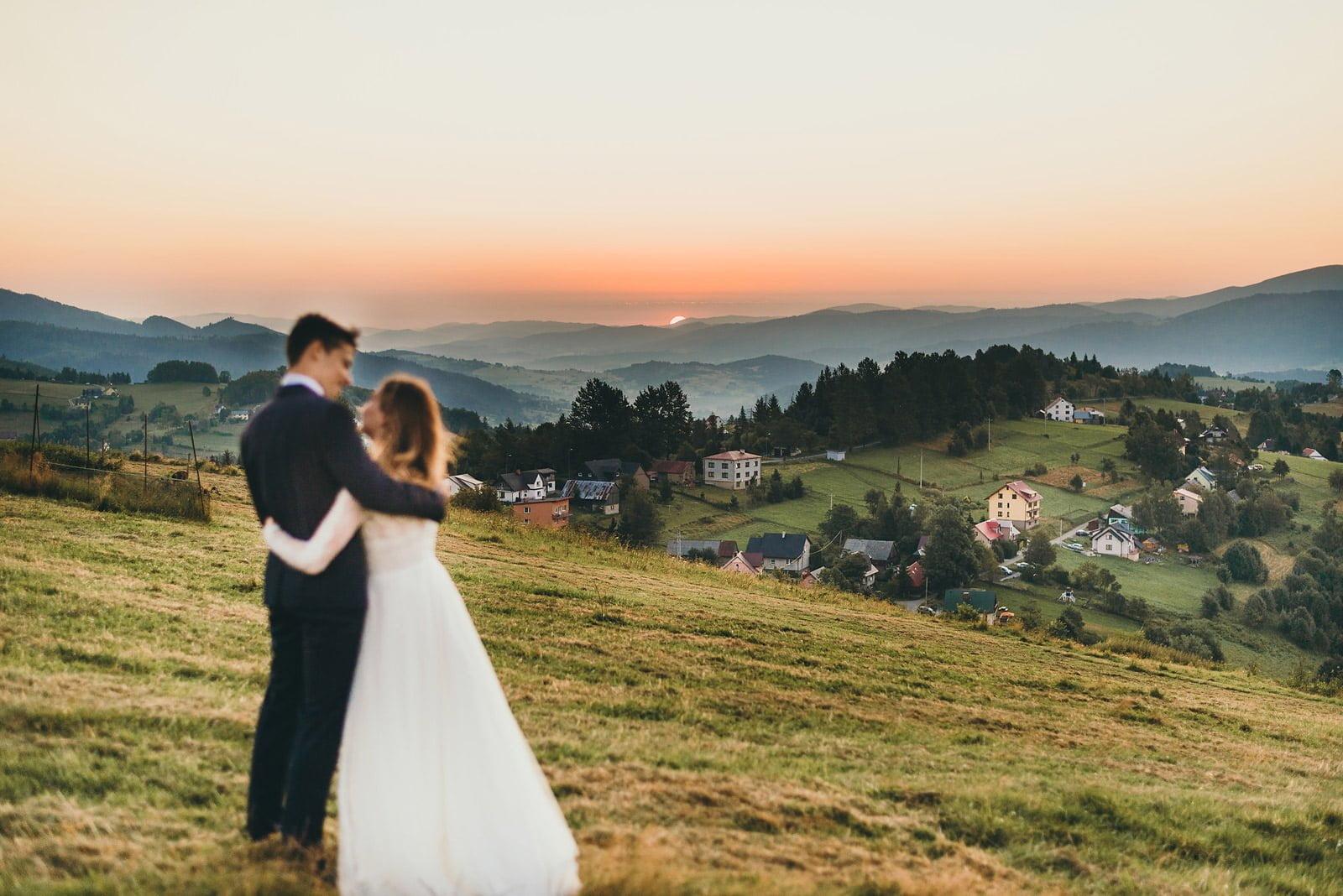 Sesja ślubna w górach - Ochodzita 2
