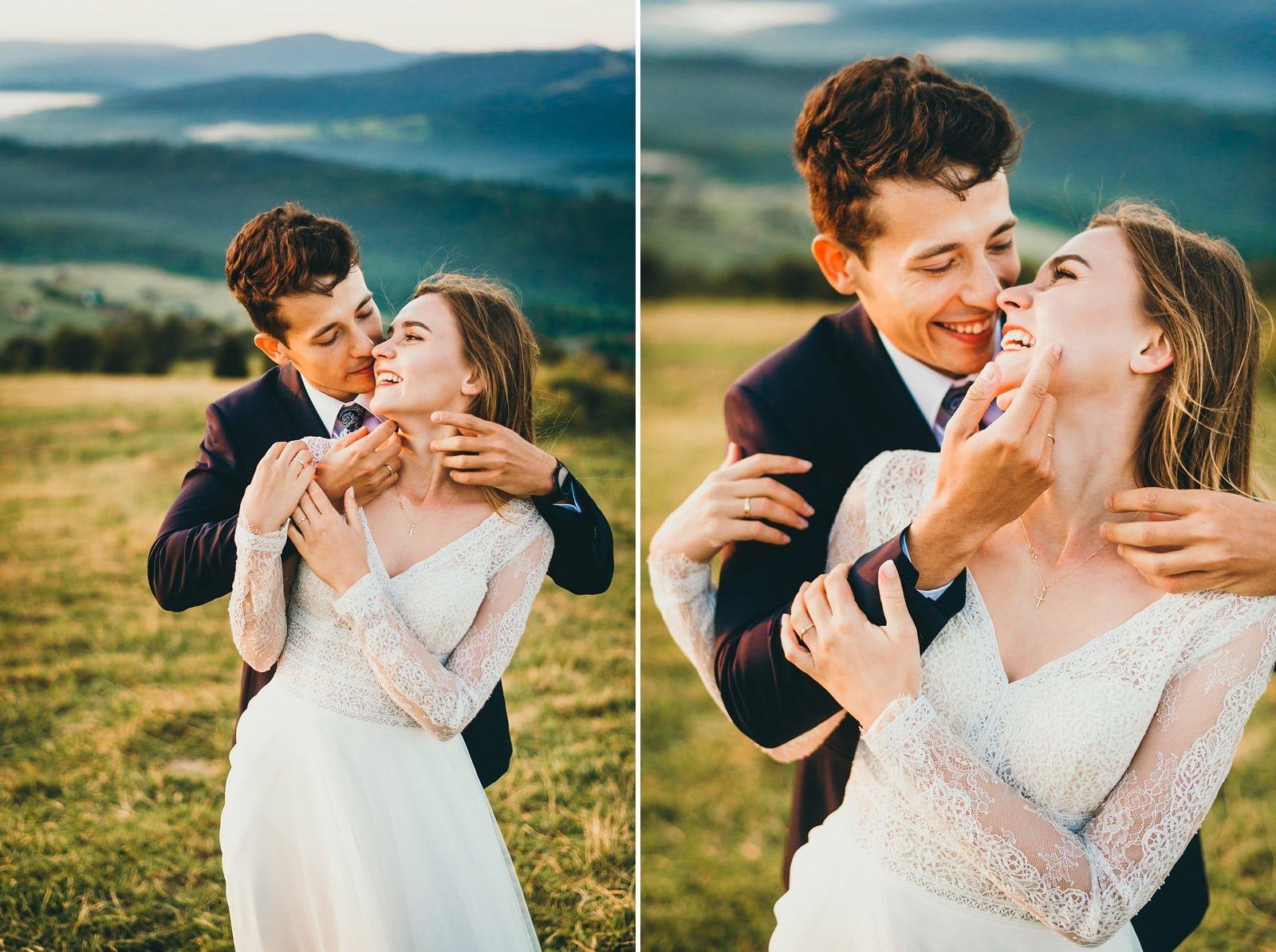 Sesja ślubna w górach - Ochodzita 11