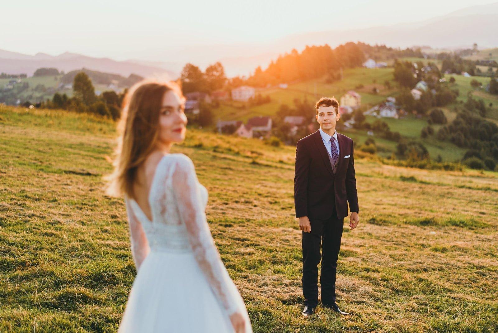 Sesja ślubna w górach - Ochodzita 13