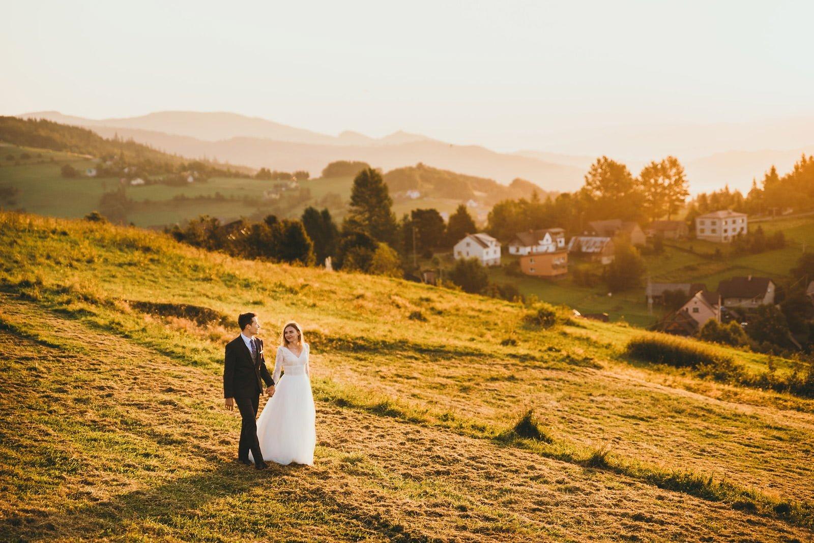 Sesja ślubna w górach - Ochodzita 20