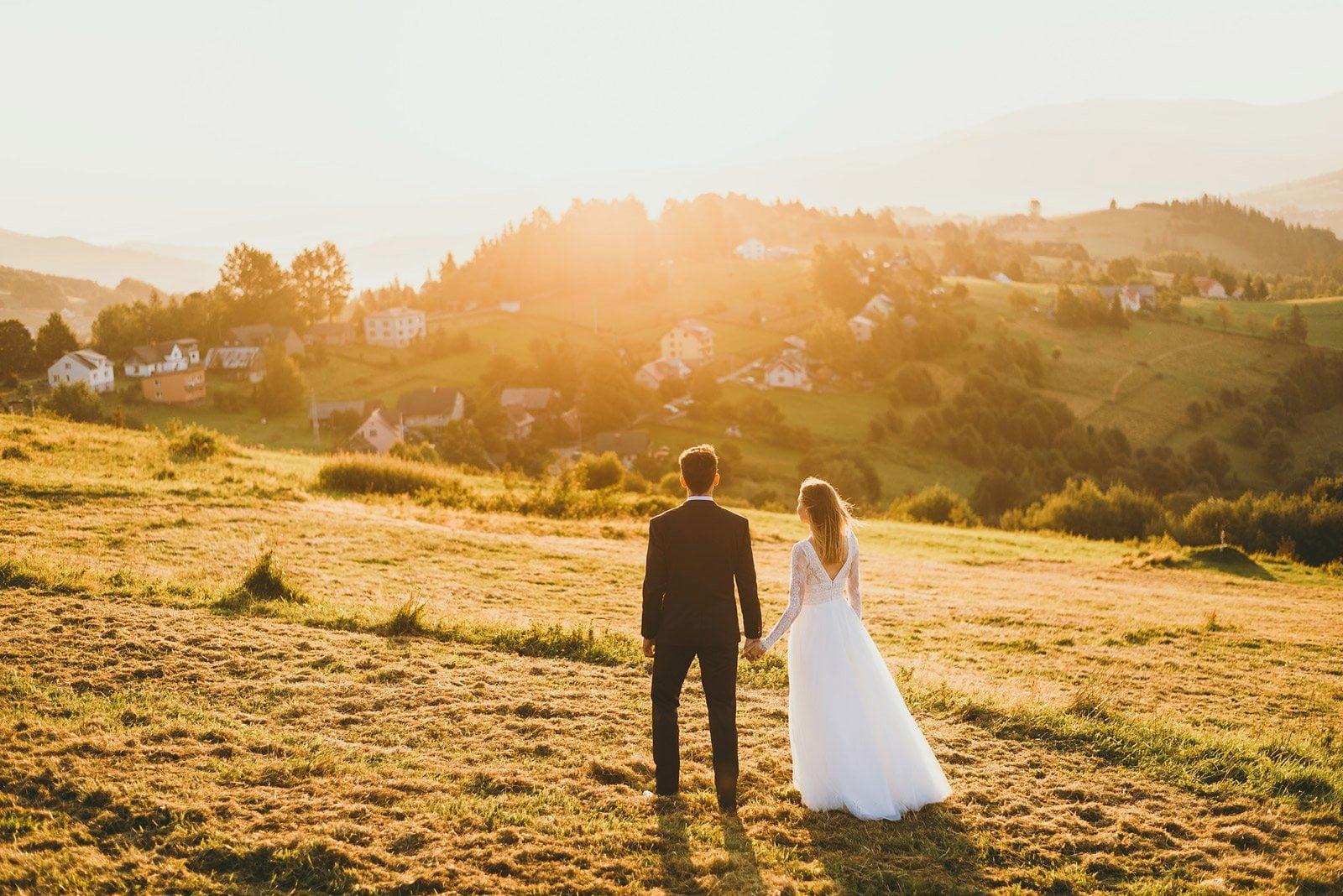 Sesja ślubna w górach – Ochodzita