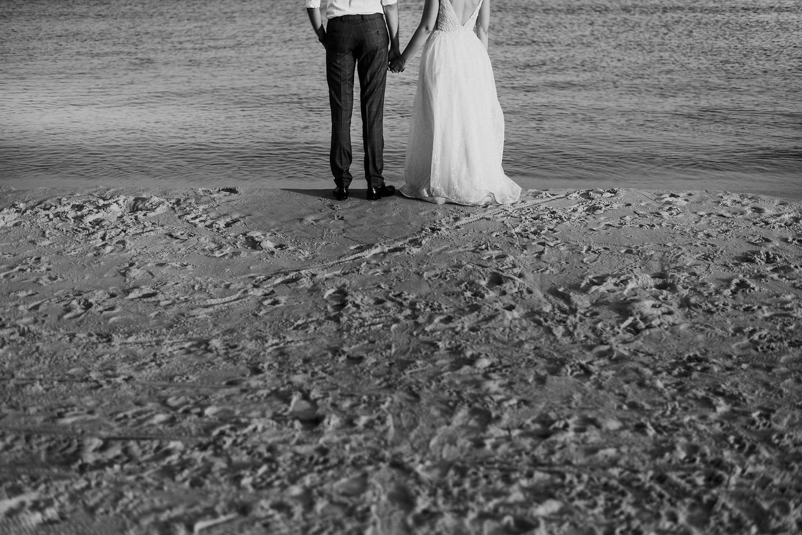 Sesja ślubna nad Polskim morzem 32